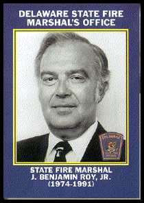 Picture of J. Benjamin Roy, Jr. (1974-1991)