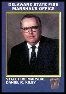 Picture of Daniel R. Kiley (1991-2001)