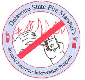 Picture of the Juvenile Firesetter Intervention Program badge