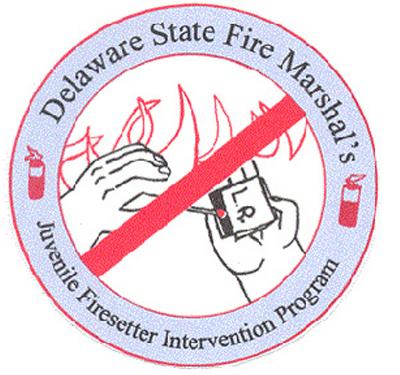 Picture of the Juvenile Firesetter Intervention Program badge