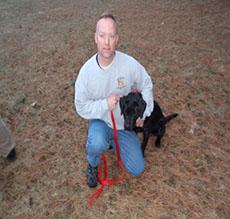 Picture of K-9 Tanya and Deputy John M. Galaska