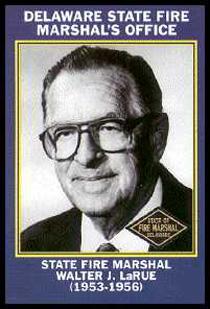 Picture of Walter J. LaRue (1953-1956)